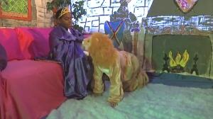 Parole de lion