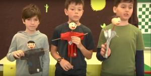 Histoire de marionnettes